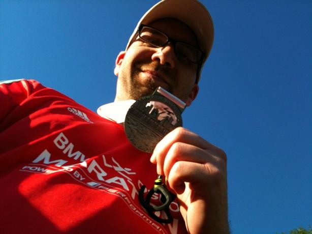 medaille maraton